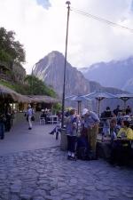 Machu Picchu Entrance photo by Jan Krauel