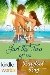 Join the fun at Barefoot BAy as Justin and Lisa frolic in the waves.